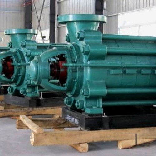 DM型耐磨矿用多级离心泵