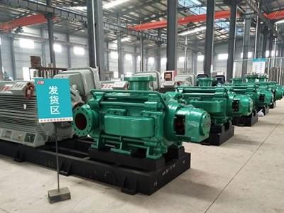 ZPD型卧式自平衡多级泵