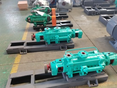 DF型多级不锈钢离心泵